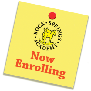 Rock Springs Academy - Now Enrolling